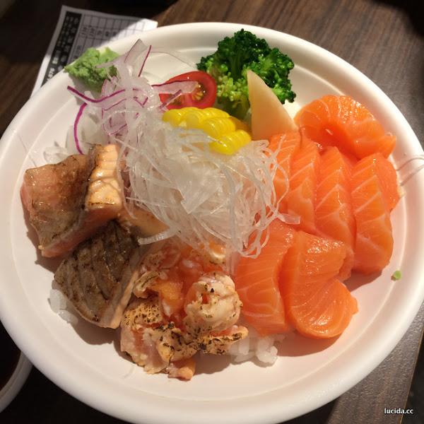 公館生魚丼極短篇之一《靜壽司》