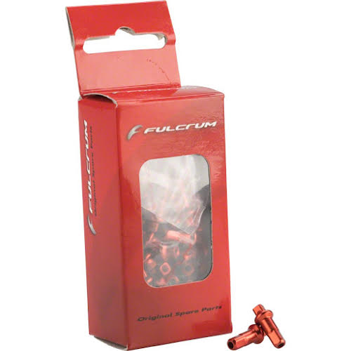 Fulcrum Spoke Nipples for Racing Quattro and Racing 5, Bag of 50