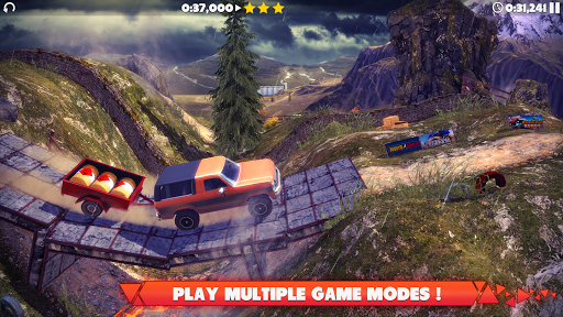 Code Triche Offroad Legends 2 APK MOD screenshots 5