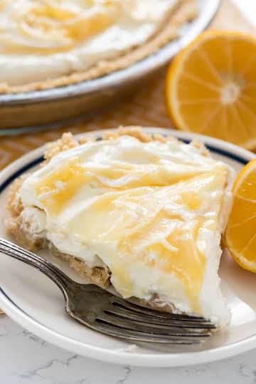 No Bake Lemon Cheesecake - Crazy For Crust
