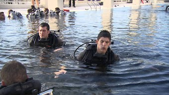 Air Force Diver