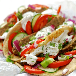 Greek Gyros {crock Pot Recipe}