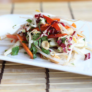 Thai Coleslaw Peanuts Recipes