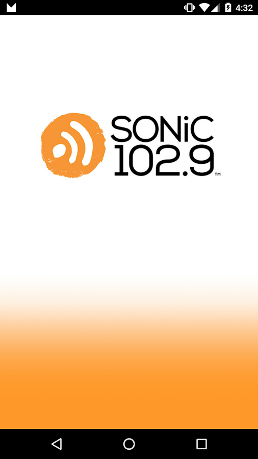 SONiC 102.9 Edmonton- screenshot