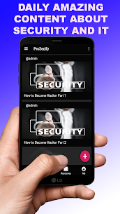Learn Programming & Cyber Security – ProSecify Apk Download For Android 2
