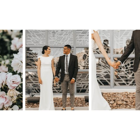 Cynthia & John's Wedding - Wedding Template
