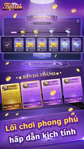Tiu1ebfn Lu00ean Miu1ec1n Nam - Tien Len -Tu00e1 Lu1ea3-Phu1ecfm -ZingPlay 1.7.061105 screenshots 4