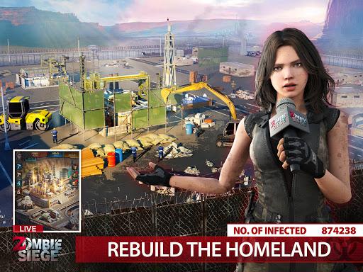 Zombie Siege: Last Civilization  screenshots 8