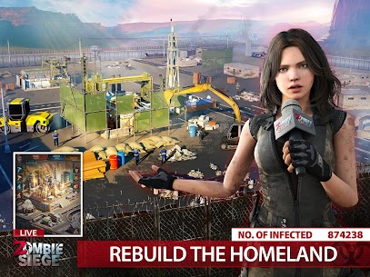 Zombie Siege: Last Civilization Apk Download For Android and Iphone 8