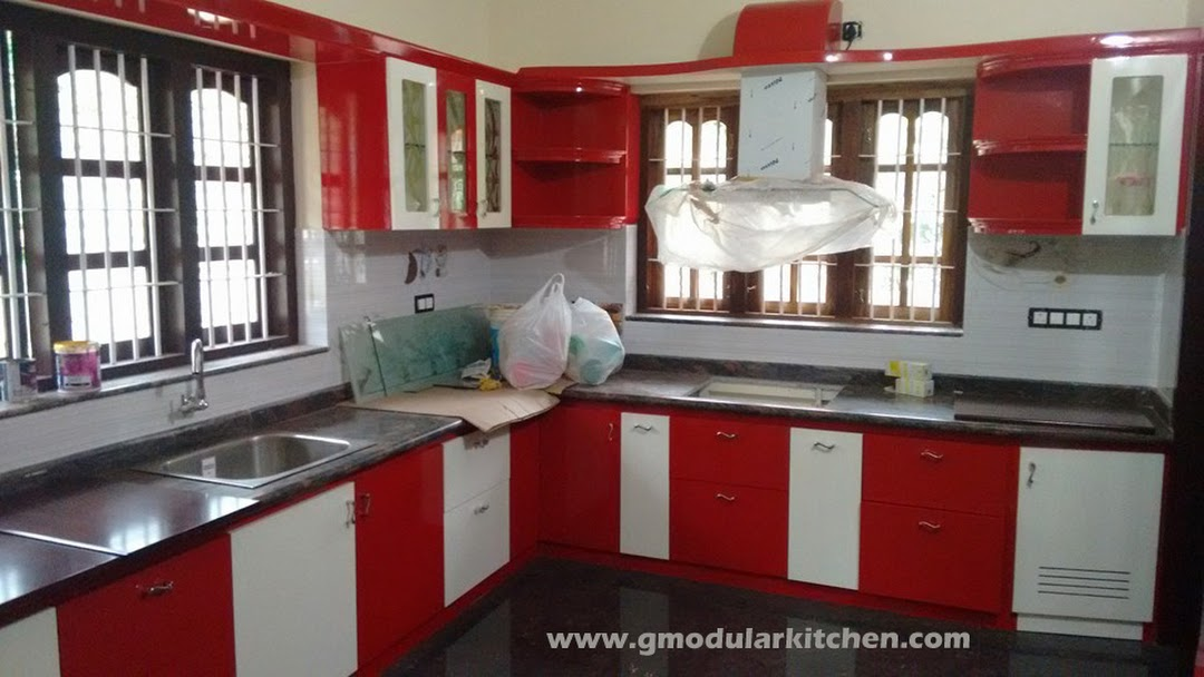 G Interiors Modular Kitchen Works Interior Designer In Madurai