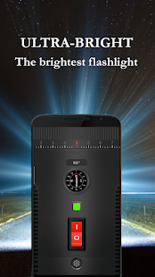 Best Flashlight LED Pro for Android Screenshot