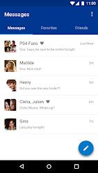 تحميل ماسنجر بلاي ستيشن PlayStation Messages للجوال 4