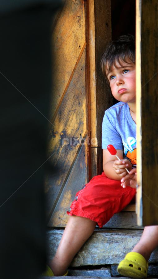 What Next by Olga Charny - Babies & Children Children Candids ( pwclollipop )