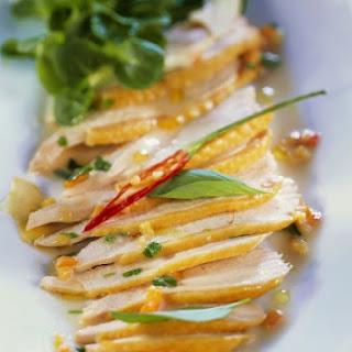 Creamy Coconut Chicken Salad.