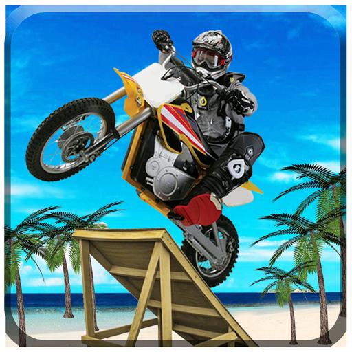 Beach Bike Stunt Master 2018