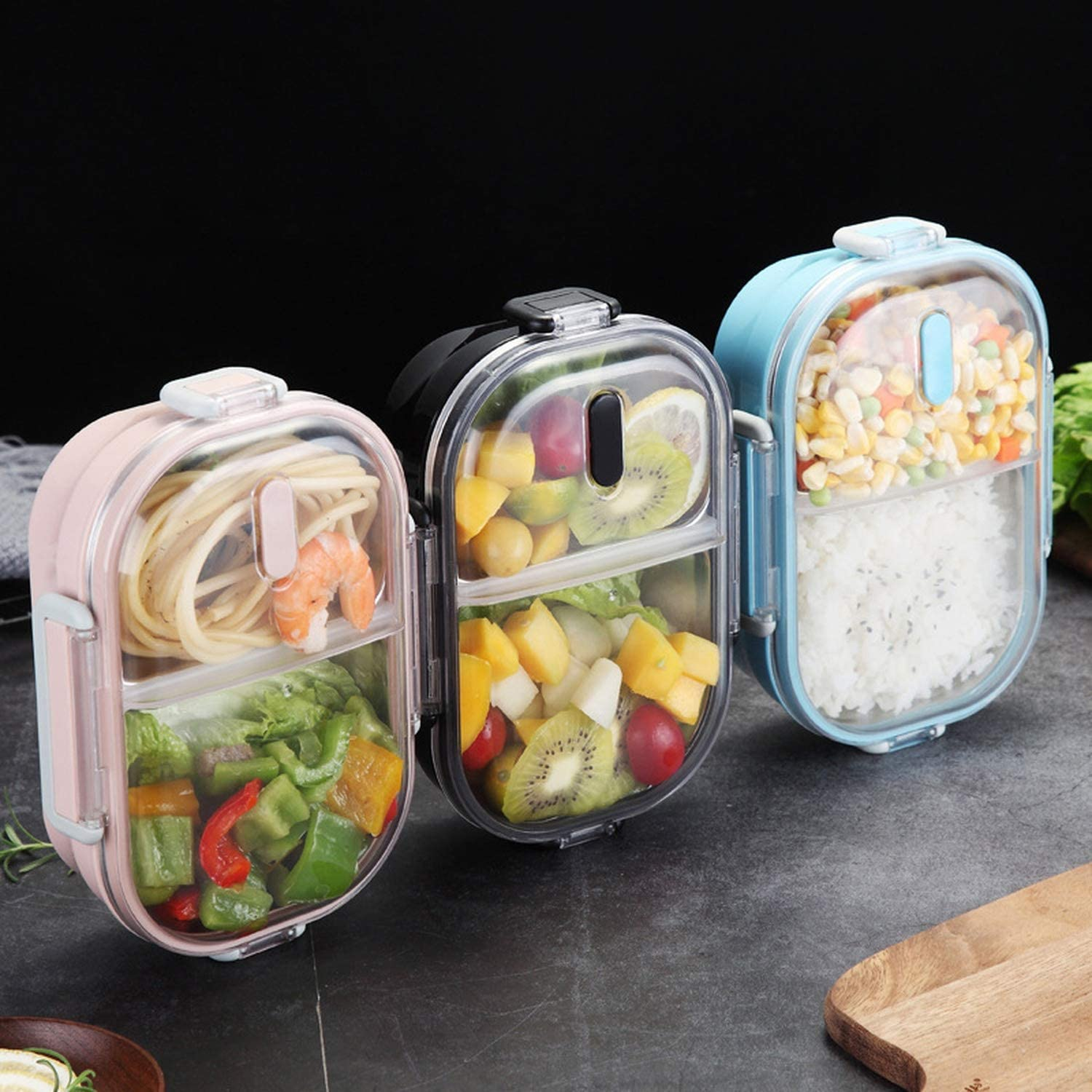 Worth Buy Japanese Portable Kids Lunchbox
