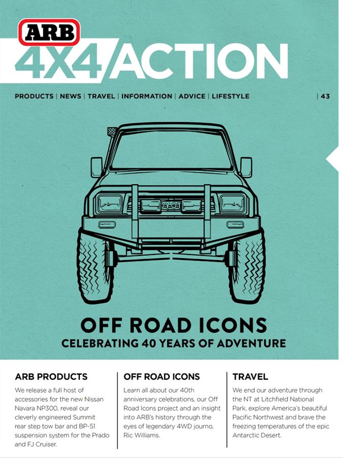 ARB 4X4 ACTION- screenshot