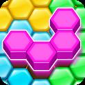 Hexa Puzzle Wood Block icon