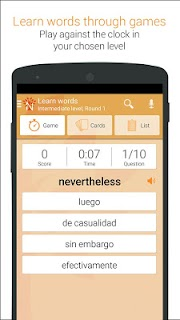 Spanish English Translator screenshot 03
