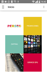 PERSEO- screenshot thumbnail
