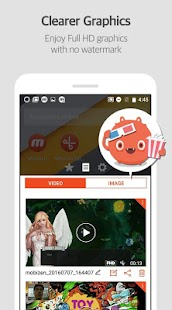 Mobizen Screen Recorder for LG- screenshot thumbnail