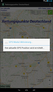 Rettungspunkte Deutschland (April 2018  V-2.4.1) Screenshot
