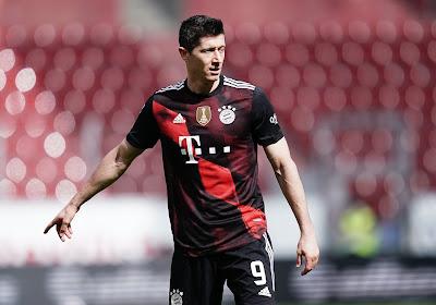"""Lewandowski a du mal à y croire: """"Je n'y crois pas, il me faudra du temps"""""""