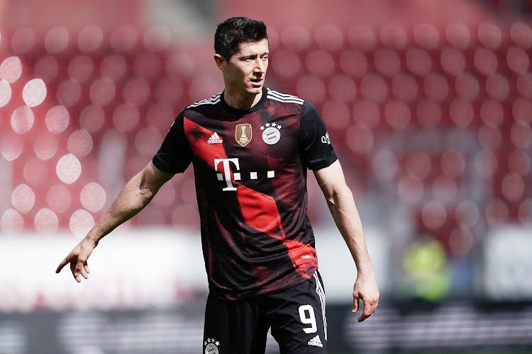 Robert Lewandowski n'exclut pas un départ du Bayern
