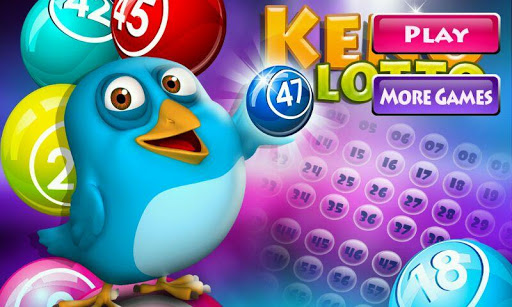 Keno Jackpot Lottery Cards Pro