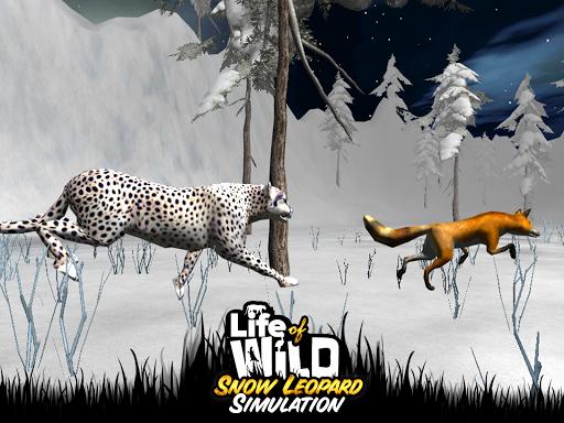 無料模拟AppのワイルドSnow Leopardの3Dの生活|記事Game
