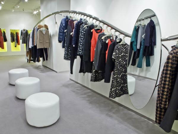 thiết kế shop thời trang Marni 5