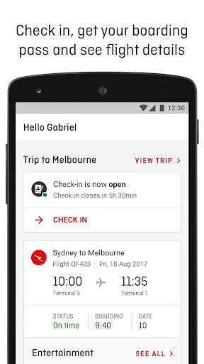 Qantas Airways 3.33.0 app download 1