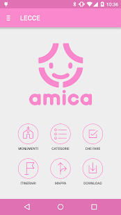Lecce Amica- screenshot thumbnail