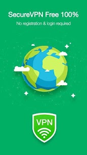 SecureVPN Free Internet Access & IP Changer 6