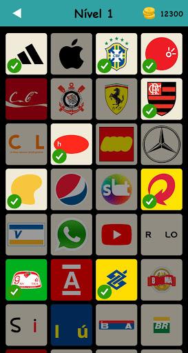 Logo Test: Brazil Brands Quiz, Guess Trivia Game 1.1.2 screenshots 1
