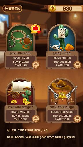 Hold'em Saloon screenshot 5