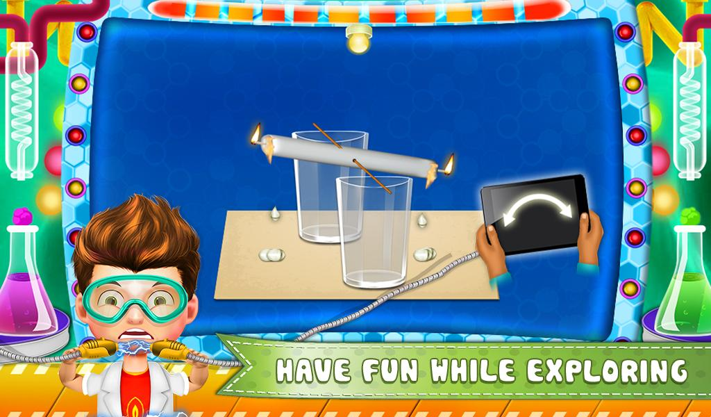Science Experiment For Kids- screenshot