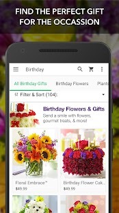 1-800-Flowers.com: Send Gifts Screenshot 3