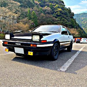 スプリンタートレノ AE86 GT APEXのカスタム事例画像 藤原さんの2020年03月18日14:44の投稿