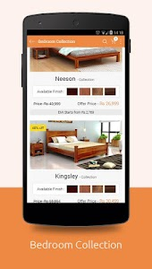 WoodenStreet: Furniture Online screenshot 2