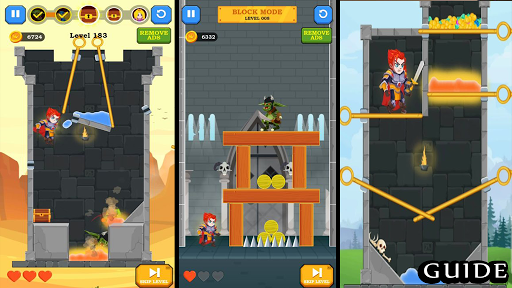 Walkthrough For Hero Rescue Guide 2020  screenshots 1