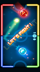 Neon Air Hockey – Extreme A.I. Championship 2