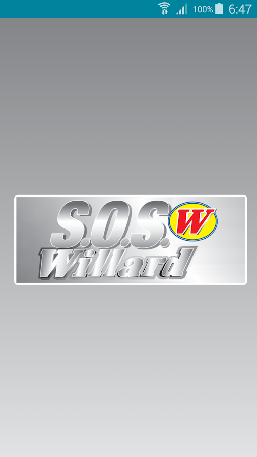 S.O.S. Willard: captura de pantalla