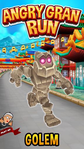 Angry Gran Run - Running Game apktram screenshots 3