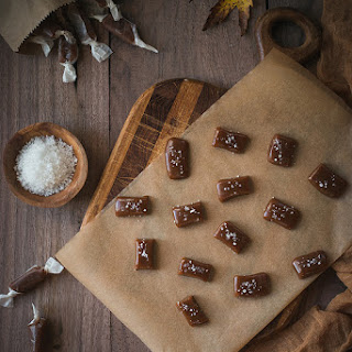 Rum Spiked Soft Caramels