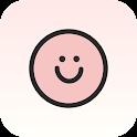 [AB] 소프트 핑크 - 카카오톡 테마 icon
