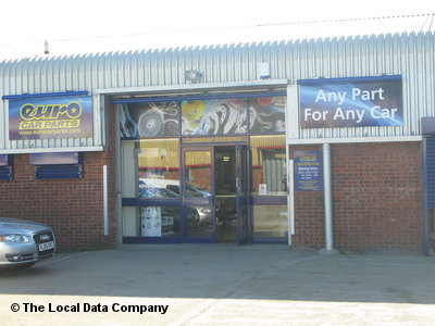 Euro Car Parts On Horatius Way Car Accessories Parts In Waddon