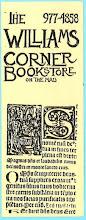 Photo: Williams Corner Bookstore (VA)