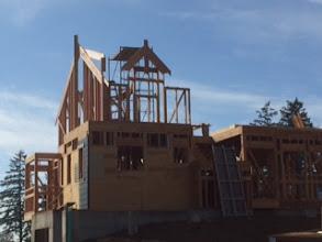 Photo: Roof soon!