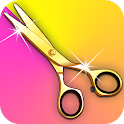 Frisuren Testen: Friseursalon icon